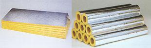 グラスウール断熱材のイメージ